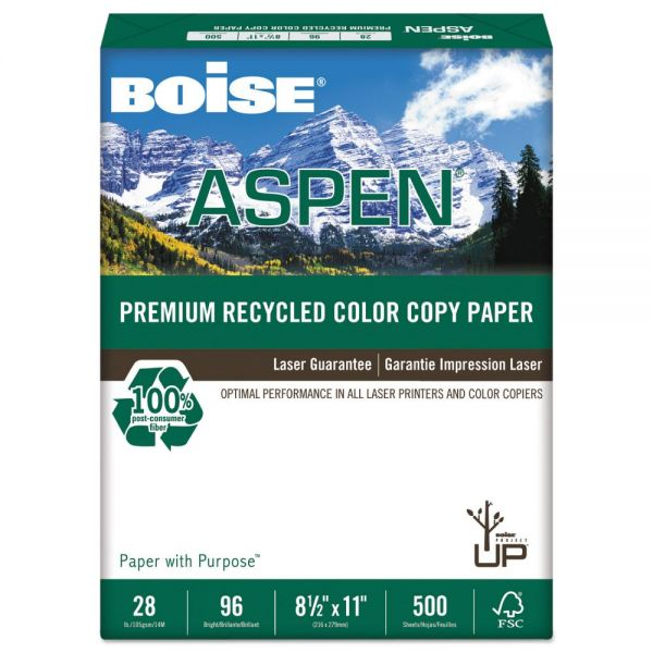 Boise ASPEN Color Copy Paper