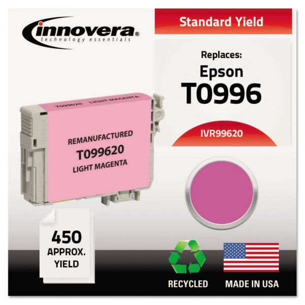 Innovera Remanufactured Epson T0996 Ink Cartridge