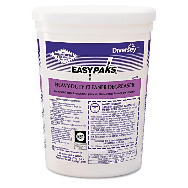 Easy Paks Heavy-Duty Floor Cleaner & Degreaser
