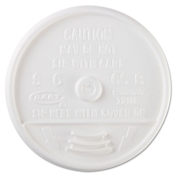 Dart Sip-Through Coffee Cup Lids