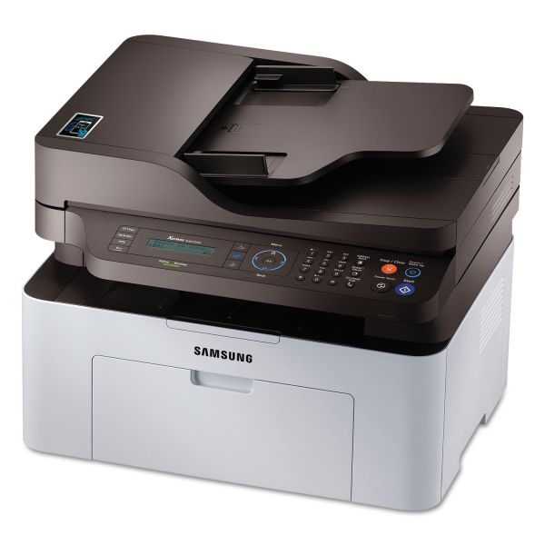 Samsung SL-M2070FW Multifunction Laser Printer, Copy/Fax/Print/Scan