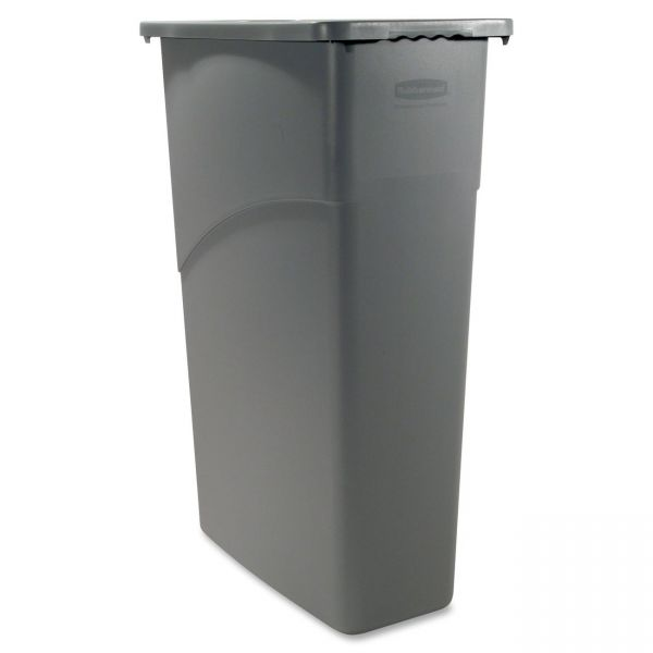 Rubbermaid Slim Jim 23 Gallon Trash Can