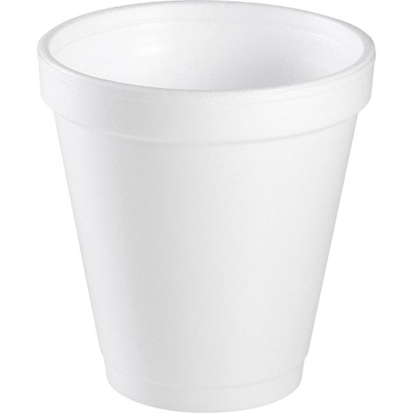 Dart Insulated 10 oz Styrofoam Cups