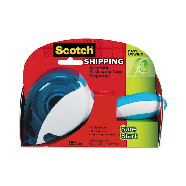 Scotch Easy-Grip Packing Tape Dispenser