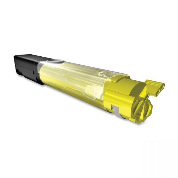 Media Sciences Remanufactured Oki 43459301 Yellow Toner Cartridge