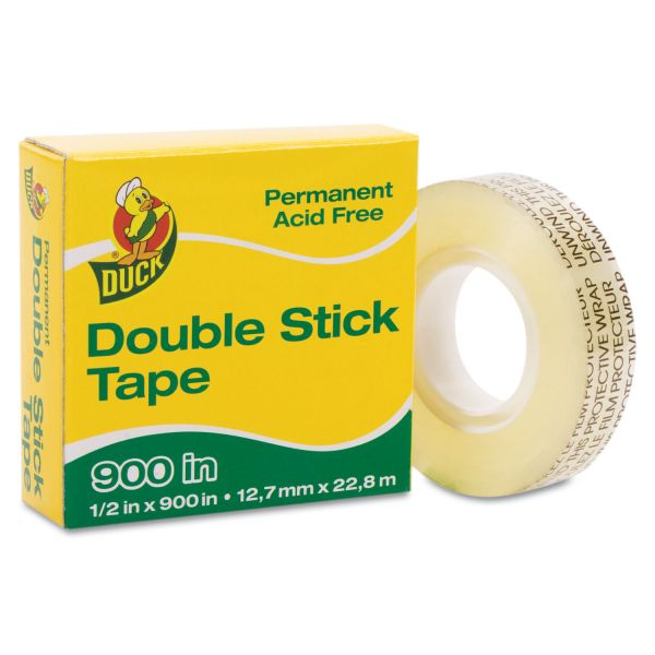 Duck Permanent Double-Sided Tape