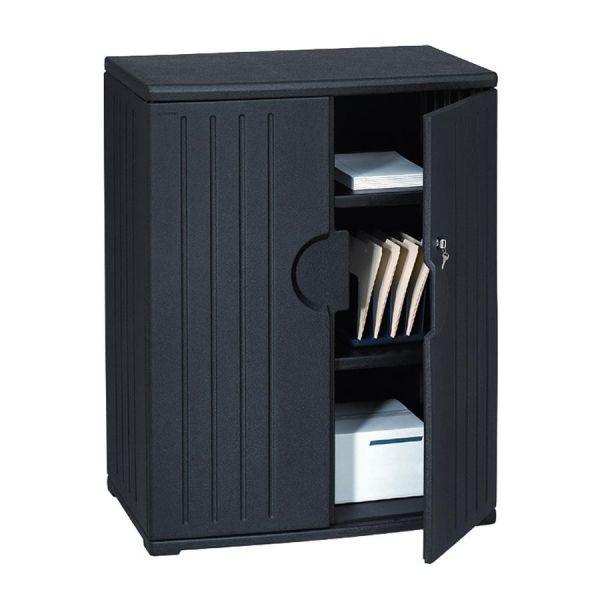 Iceberg Officeworks 3-Shelf Storage Cabinet