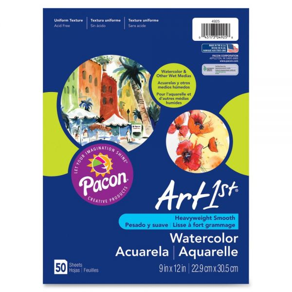 Art1st Watercolor Paper Pad