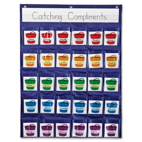 Carson-Dellosa Reinforcement Pocket Chart