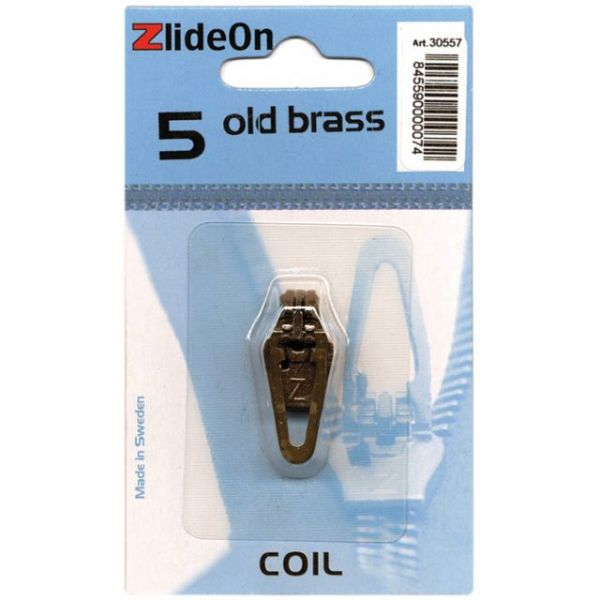 ZlideOn Zipper Pull Replacements Coil 5