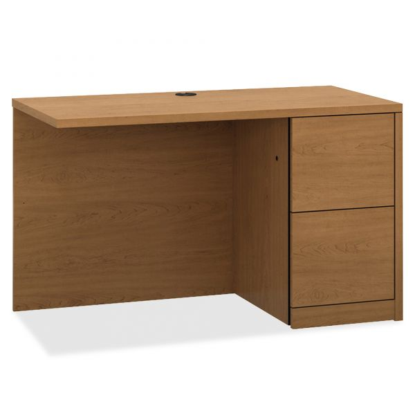 "HON 10500 Series Right Return | 2 File Drawers | 48""W"