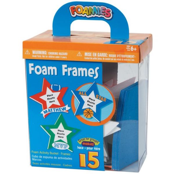 Foam Picture Frames Kit