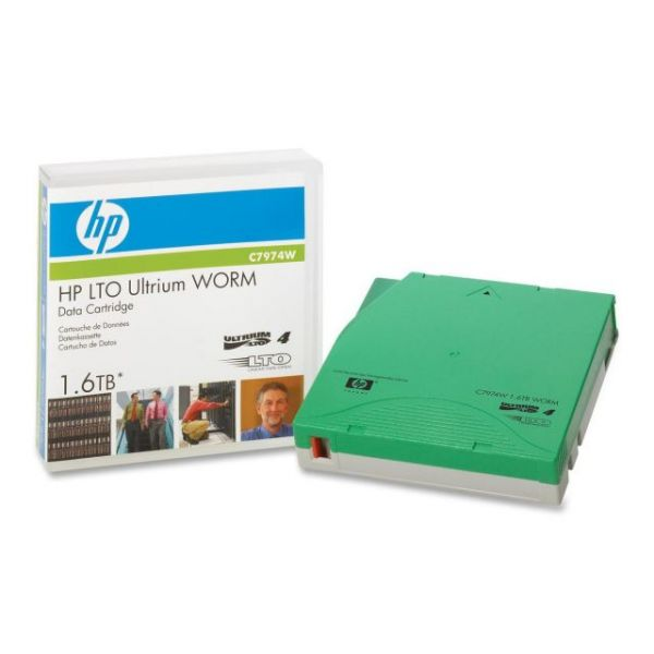 HP LTO Ultrium 4 WORM Tape Cartridge