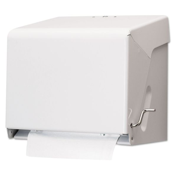 San Jamar Crank Paper Towel Dispenser
