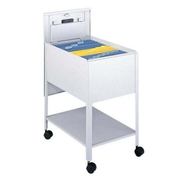 Safco Deep Rollaway File Cart