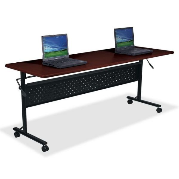 Lorell Flipper Training Table