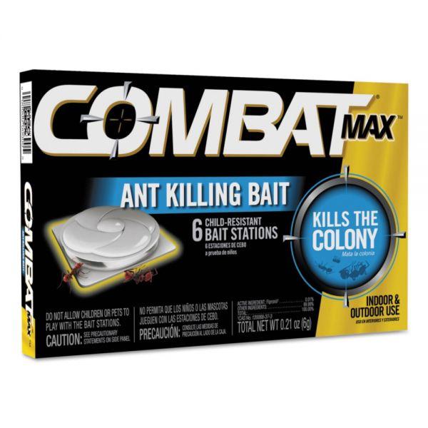 Combat Source Kill MAX Ant Killing Bait Stations
