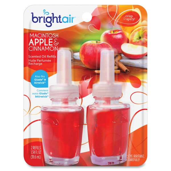 Bright Air Electric Scented Oil Air Freshener Refills