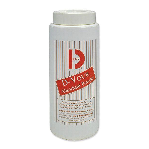 Big D D-Vour Absorbant Powder