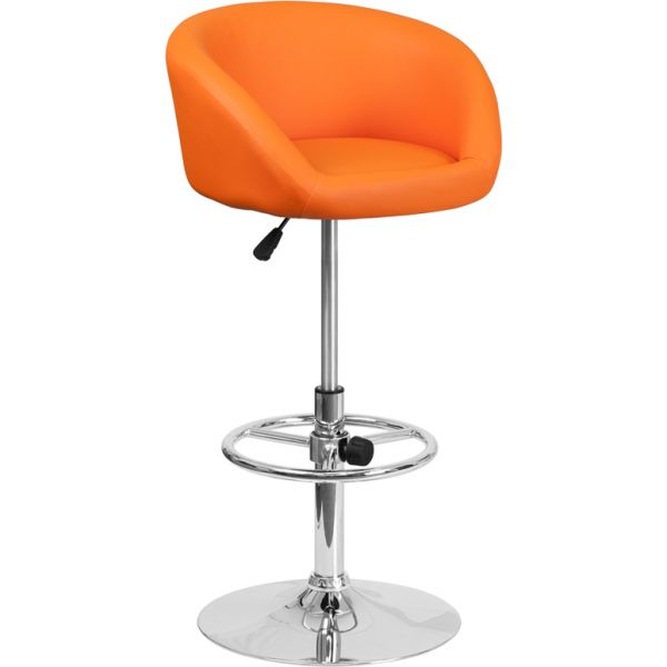 Flash Furniture Contemporary Barstool