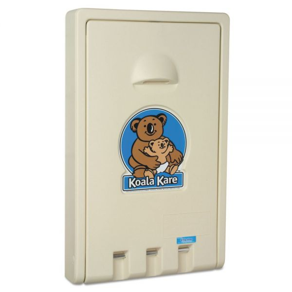 Koala Kare Standard Recessed Vertical Baby Changing Station