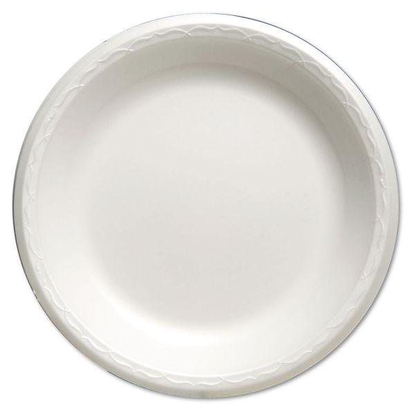 """Genpak Celebrity 10.25"""" Foam Plates"""