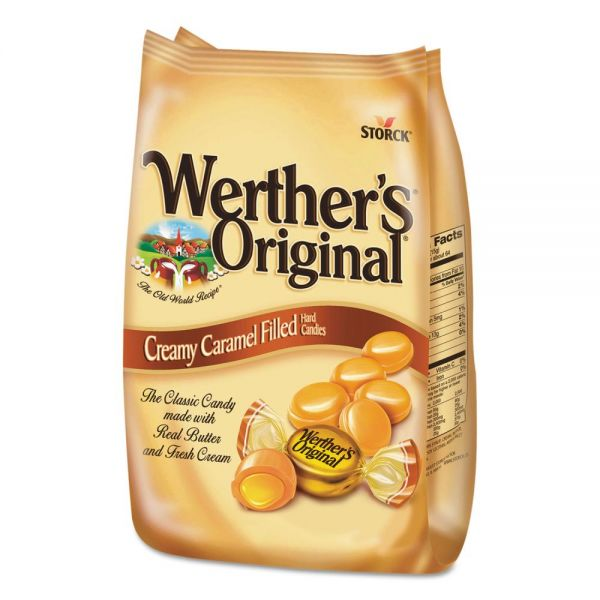 Werther's Original Hard Candies (1.875 lbs)