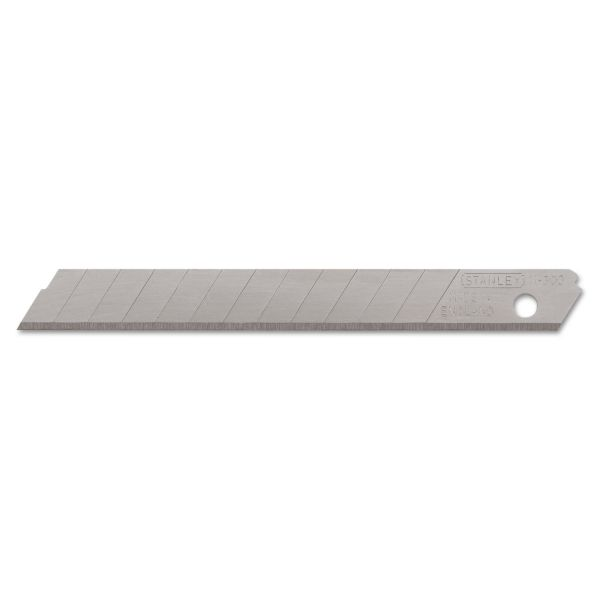 Stanley Quick-Point Blade, 9mm, 3/Pack