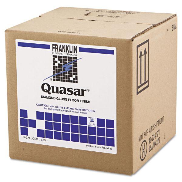 Franklin Cleaning Technology Quasar Diamond Gloss Floor Finish
