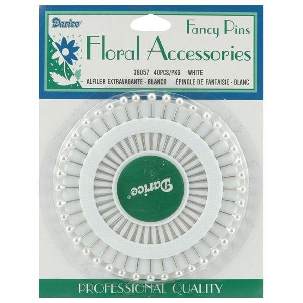 Darice Pearl Head Pins