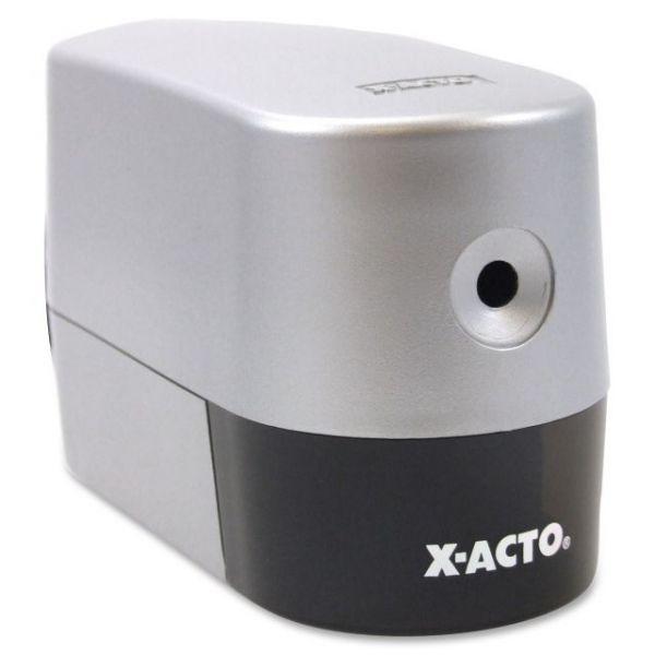 X-Acto Silver Electric Pencil Sharpener