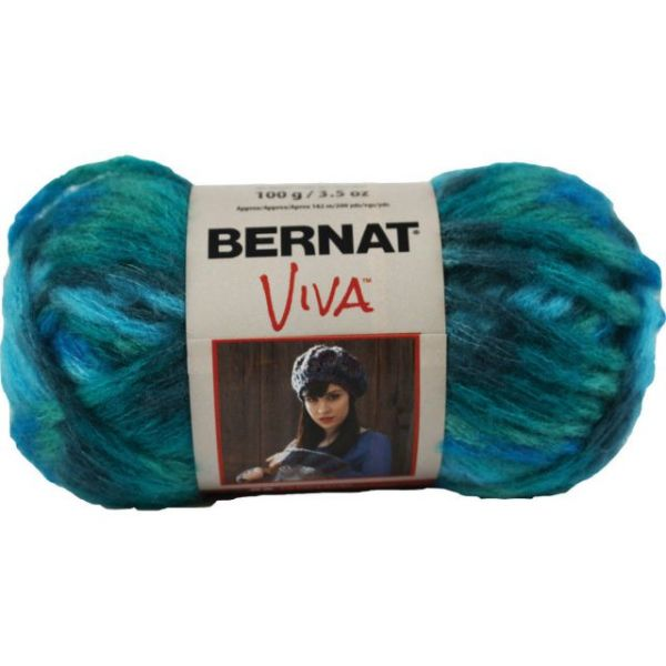 Bernat Viva Yarn - Teal