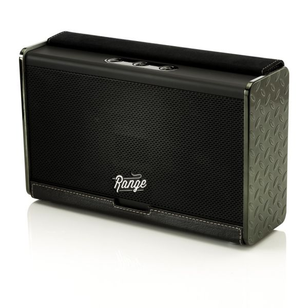 Bem Range Speaker System - Portable - Battery Rechargeable - Wireless Speaker(s)