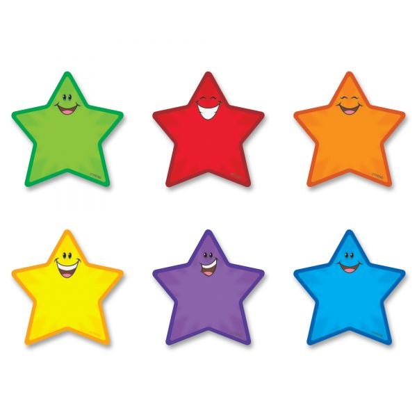 Trend Stars Mini Accents Variety Pack