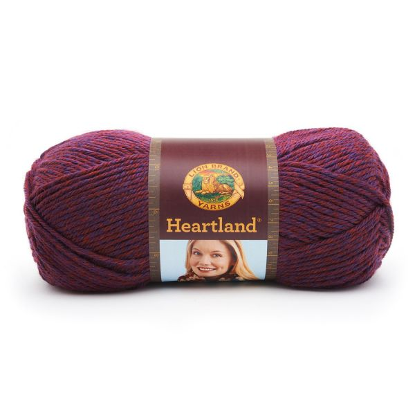 Lion Brand Heartland Yarn - Isle Royale