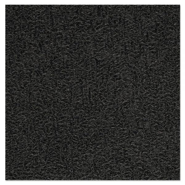3M Nomad 8100 Unbacked Scraper Matting, Vinyl, 36 x 60, Black