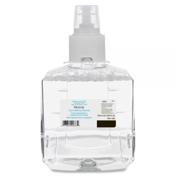 Provon LTX-12 Clean/Mild Foam Hand Soap Refill