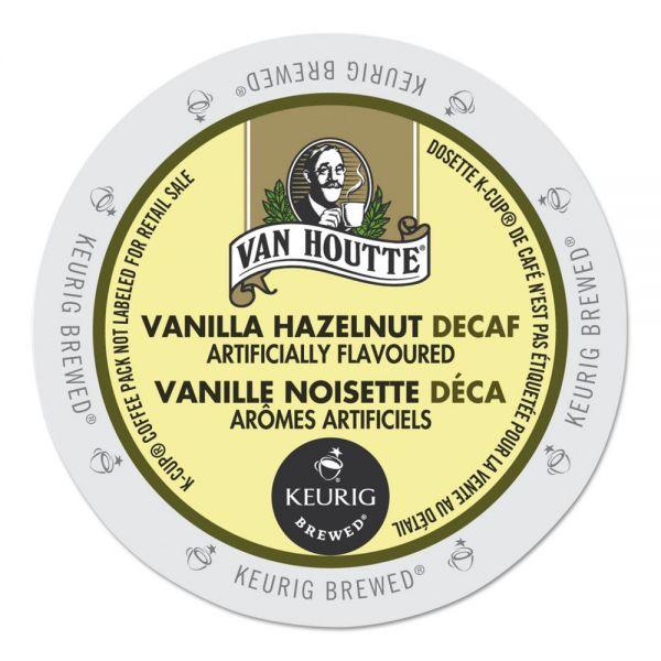 Van Houtte Vanilla Hazelnut Decaf Coffee K-Cups