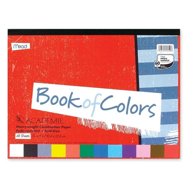 Mead Academie Book Of Colors