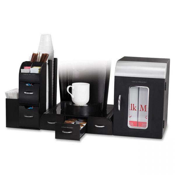 Mind Reader Breakroom Coffee Organizer