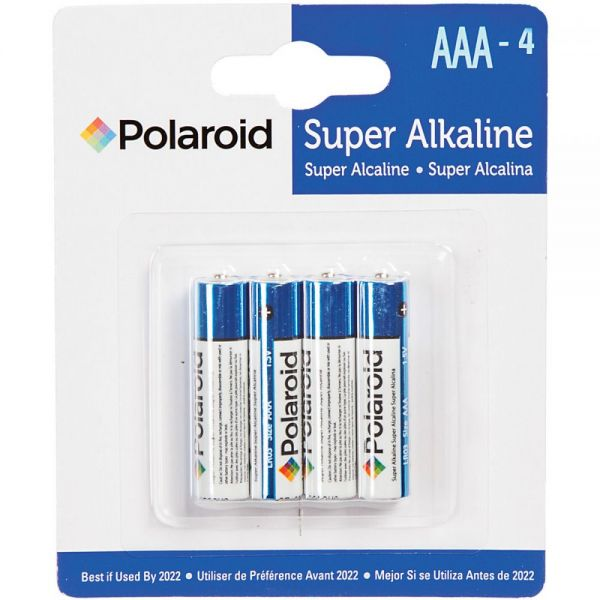 AAA Battery 4/Pkg