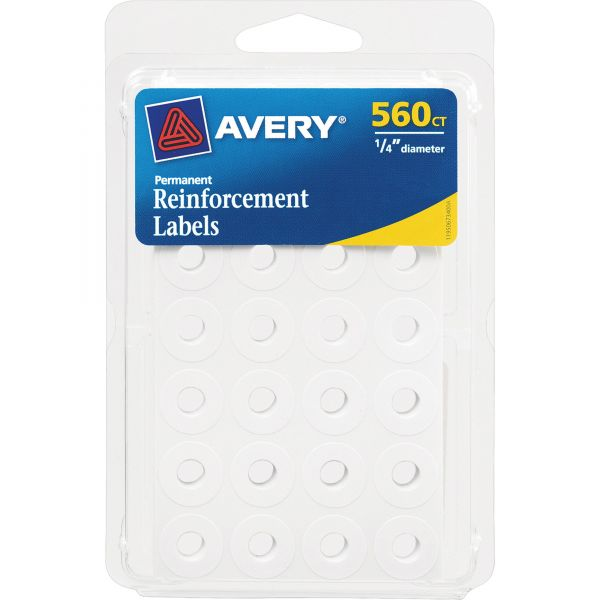 Avery Reinforcements Ave06734 Officesupply