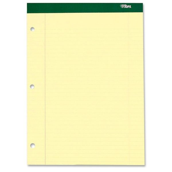 TOPS Yellow Legal Pad