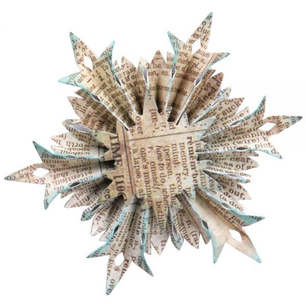Sizzix Sizzlits Decorative Strip Die By Tim Holtz