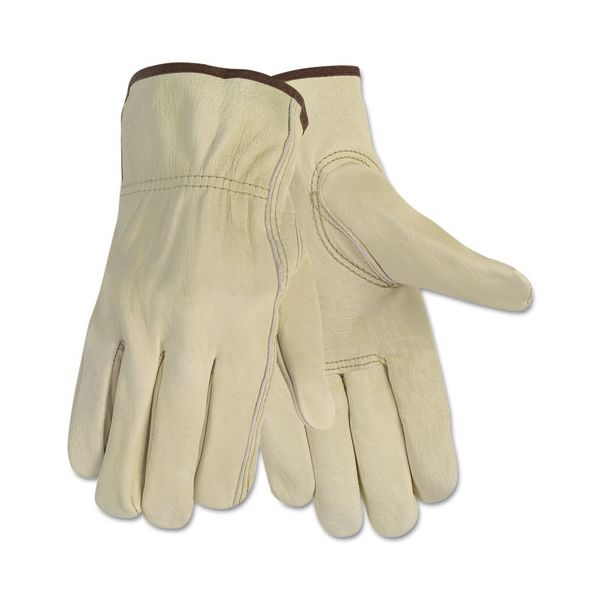 Memphis Leather Driving Work Gloves