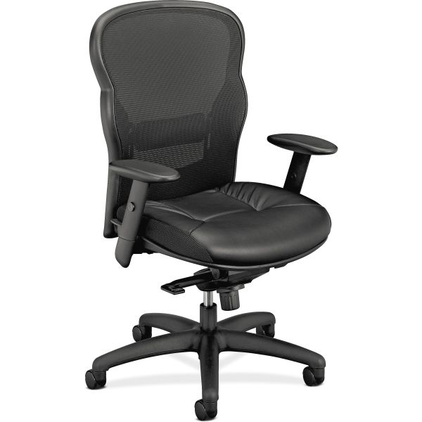 Basyx by HON HVL701 Mesh High-back Office Chair