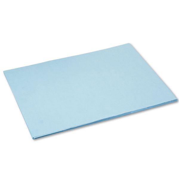 Tru-Ray Sulphite Blue Construction Paper