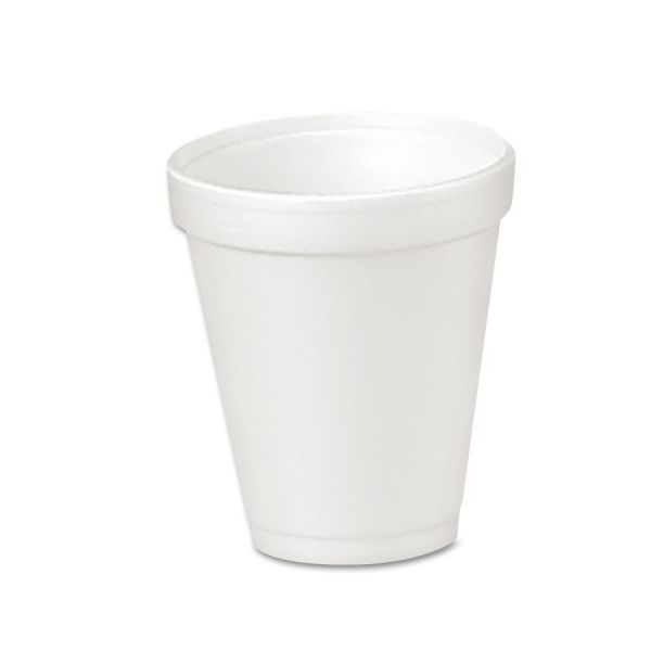Dart 4 oz Foam Cups