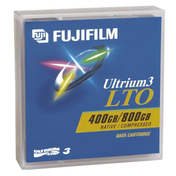 Fujifilm LTO Ultrium 3 Tape Cartridge