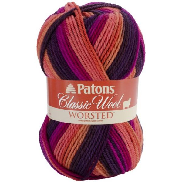 Patons Classic Wool Yarn - Commotion